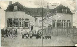 Mailly (71) - L'École (1) - Otros Municipios