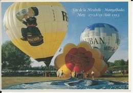 10x15   Fete De La Mirabelle  En 1993  Montgolfiades  Fischer  ( Biere) - Metz