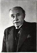 Photo Portrait Du Peintre Georges ROUAULT Par Roger André - Artistes