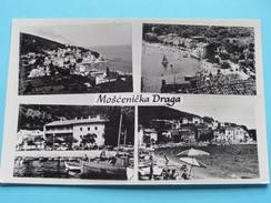 Moscenicka Draga ( Duhan - Opatija ) Anno 19?? ( Zie Foto ) ! - Croatie