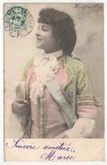 Jeune Femme - Costume XVIIIe Siècle - Lagriffe - 1904 - Women
