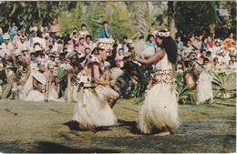 TAHITI -  Tamouré - Tahiti