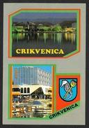 CRIKVENICA Samolepljive Slike CROATIE - Croatie