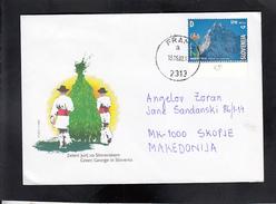SLOVENIA / MOUNTAIN FLORA / REPUBLIC OF MACEDONIA (MAKEDONIJA)
