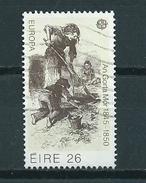 1982 Ireland 26p. Europe,cept Used/gebruikt/oblitere - 1949-... Republiek Ierland