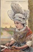 14 - Calvados - Illustrateur , FOLKLORE , Coiffes Normandes , Dans Le CALVADOS - Autres Communes