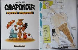Lamorthe - Chaponoir - BD EO  + Dedicace - Livres, BD, Revues
