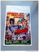 """Les Gang Des Tractions Arrières Le Gang Des Tractions Arrière """"Jean Parades"""" Jules Berry Affiche Ancienne Voiture 1950 - Affiches & Posters"""