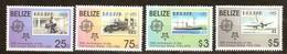 Belize 2006 Yvertn° 1197-1200 *** MNH  Cote 13 Euro 50 Ans Europa 50 Jaar - Belize (1973-...)