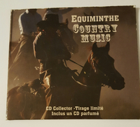 C D Country  Music Equiminthe CD Collector- Tirage Limité 6 Chansons 2001 - Country Et Folk