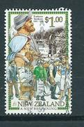 1998 New Zealand $1.00 A New Beginning Used/gebruikt/oblitere