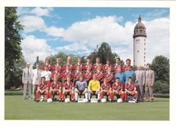 Eintracht Frankfurt, Fußball-Mannschaft In Der Saison 1989 / 1990 - Calcio