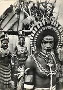 -cpsm -ref :T907-mission De Papouasie -danseur A La Face Peinte  - - Papua Nuova Guinea