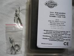 Asgard Scale 1/43 Mécano Avec Roue + Mécano Un Bras Levé - Model Making