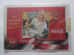 COCA-COLA 1941 - Coca-Cola