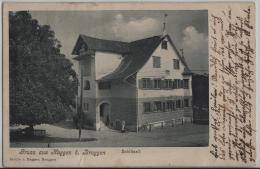 Gruss Aus Haggen Bei Bruggen - Schlössli - SG St. Gall