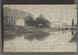 Lunéville - 1904 - Vue Du Canal -  Emplacement Pour Lavandières - Linge - Luneville