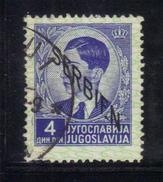 XP506 - SERBIA Occupazione Tedesca 1941 , Il N. 7  Usato - Serbia