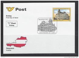 ÖSTERREICH - FDC Mi-Nr. 2906 - Altes Österreich (VI): Marburg An Der Drau - FDC
