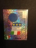 KOREA/JAPAN 2002-PANINI-Figurina N.458- SCUDETTO/BADGE -ITALIA-Nuova - Edizione Italiana