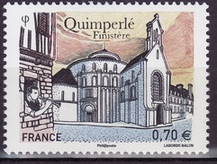 FRANCE 2016 YT 5071 Quimperlé Finistère - France