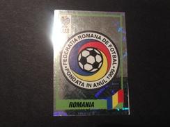 Figurina Panini Euro 2000  SCUDETTO ROMANIA- Di Recupero - Panini