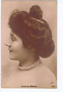 Suzanne Berner , Artiste 1900, Ph. Ar. Jalew Paris - Entertainers