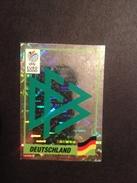 Figurina Panini Euro 2000  SCUDETTO GERMANIA- Di Recupero - Panini