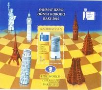 World Chess Cup. Baku 2015 Azerbaijan Azerbaïdjan Aserbaidschan - Azerbaïjan