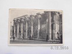 Athenes. - Vieux Marche. (27 - 12 - 1916) - Grèce