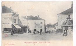 BRUYERES EN VOSGES - Entrée De La Grande Rue - Non Classés