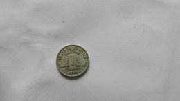 1 Franc 1943 B  - Bazor - France