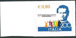 Italia, Italy, Italie 2015; San Giovanni Don Bosco : Angolo Superiore Sinistro - Christianity