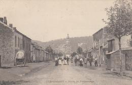 Gespunsart - Route De Pussemange - Sonstige Gemeinden