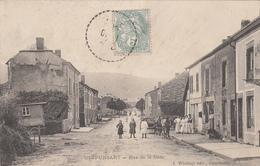 Gespunsart - Rue De La Gare - Sonstige Gemeinden