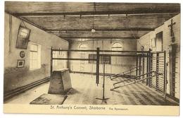 Uk202 - Sherborne - St. Anthony's Convent - The Gymnasium - Angleterre