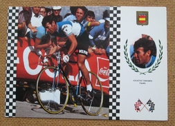 (J693) - Agustin Tamanes - Espana / N°3 Serie Ciclismo - Cycling