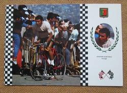 (J694) - Joachim Agostin - Portugal / N°6 Serie Ciclismo - Cycling