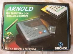 MINI SEGRETERIA TELEFONICA  - ARNOLD - BRONDI - Telefonia