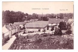 77 Longueville Vue Générale Cpa Non Voyagée Edit Breger - Autres Communes