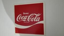 Autocollant Buvez Coca Cola - Coca-Cola