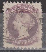 AUSTRALIE DU SUD - SOUTH AUSTRALIA - COLONIE BRITANNIQUE - 1867 N° 16 OBLITERE - 1855-1912 South Australia