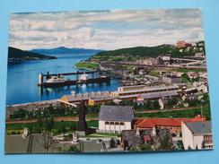 NARVIK Mot Dem SVENSKE SJOMANNSKIRKEN Norske / Anno 19?? ( Zie Foto Voor Details ) !! - Norwegen