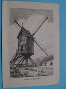 MOULIN / MOLEN Te Keerbergen () Anno 1965 ( Zie Foto Voor Details ) !! - Keerbergen