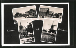 AK Wijdenes, Ortspartien - Niederlande
