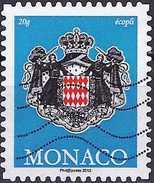 Monaco 2012 - Coat Of Arms ( Mi 3084 - YT 2826 ) - Monaco