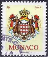 Monaco 2009 - Coat Of Arms ( Mi 2934 - YT 2676 ) - Monaco