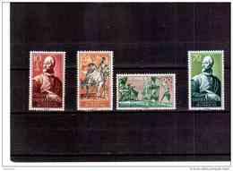 XX1933  -  SAHARA ESPANOL    /  SERIE NUOVA** MNH   /  CAT. Y.T. NR.  136/139 - Spaanse Sahara