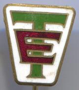 BADMINTON -  Turnerschaft Esslingen 1890 E.V. Germany, Vintage Pin Badge, Abzeichen, Enamel - Badminton