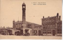 Station Sint-Pieter - Gent